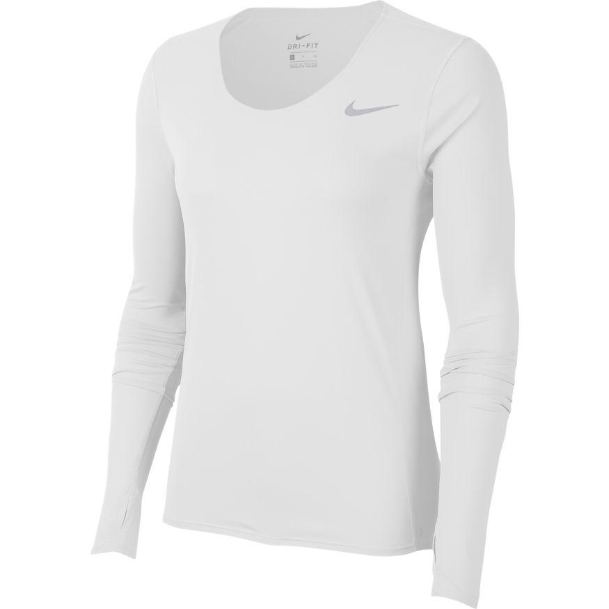 Nike Women's City Sleek Long-Sleeve Running Top - BlackToe Running Inc. - Toronto Running Specialty Store