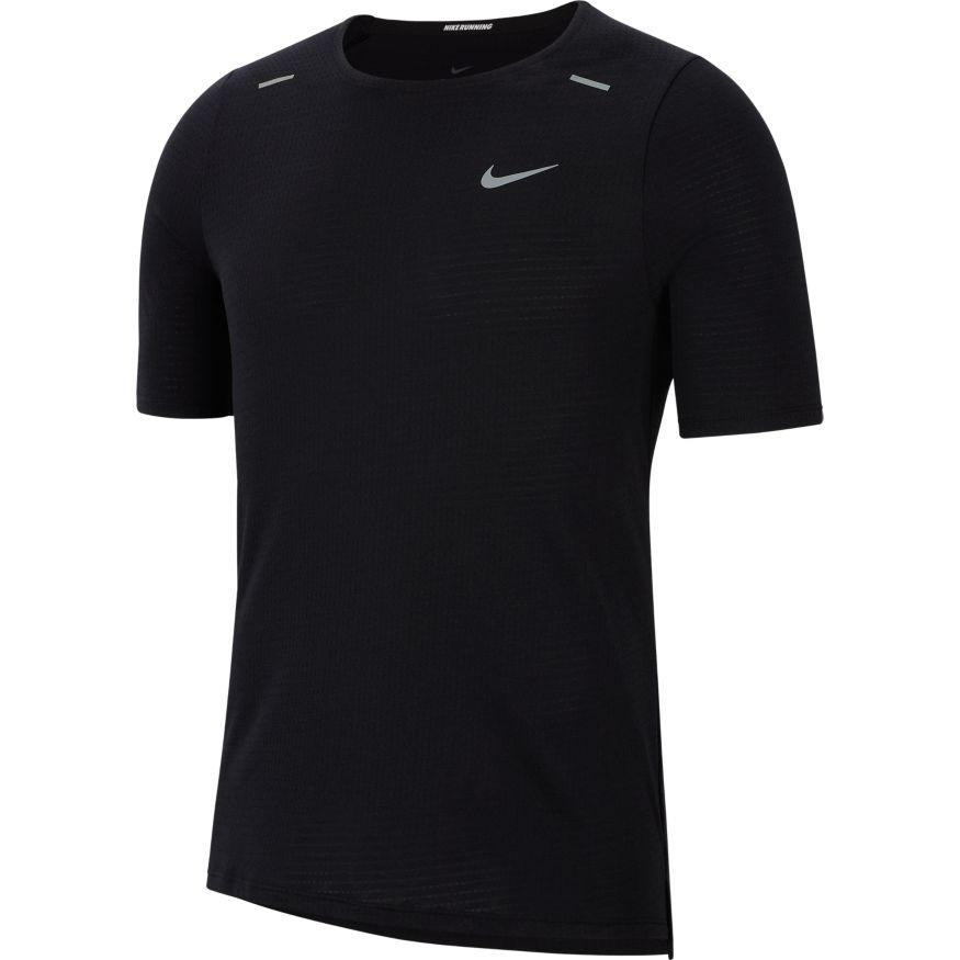 Nike Men's Rise 365 Running Top - BlackToe Running Inc. - Toronto Running Specialty Store