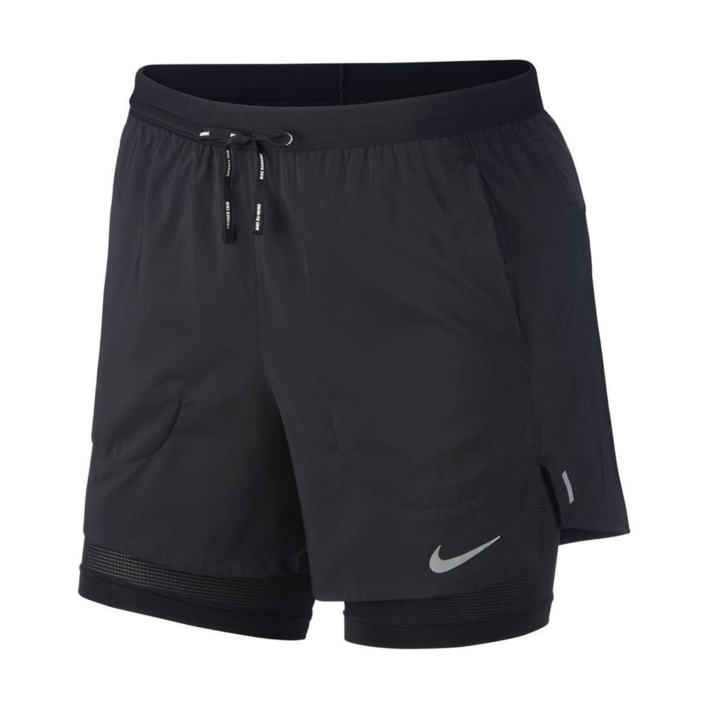 "Men's Nike Flex Stride 2-in-1 5"" Running Short - BlackToe Running Inc. - Toronto Running Specialty Store"