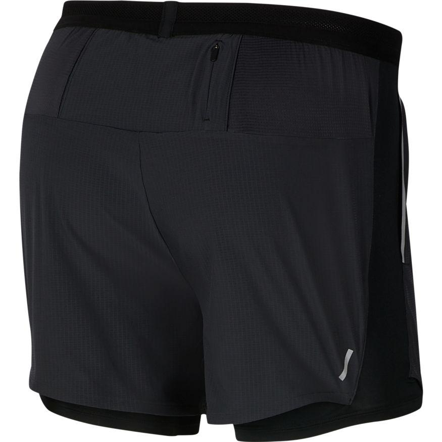 "Nike Men's Flex 5"" Swift 2-In-1 Running Shorts - BlackToe Running Inc. - Toronto Running Specialty Store"