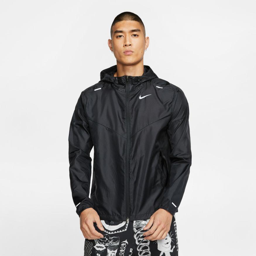 Nike Men's Windrunner Jacket - BlackToe Running Inc. - Toronto Running Specialty Store