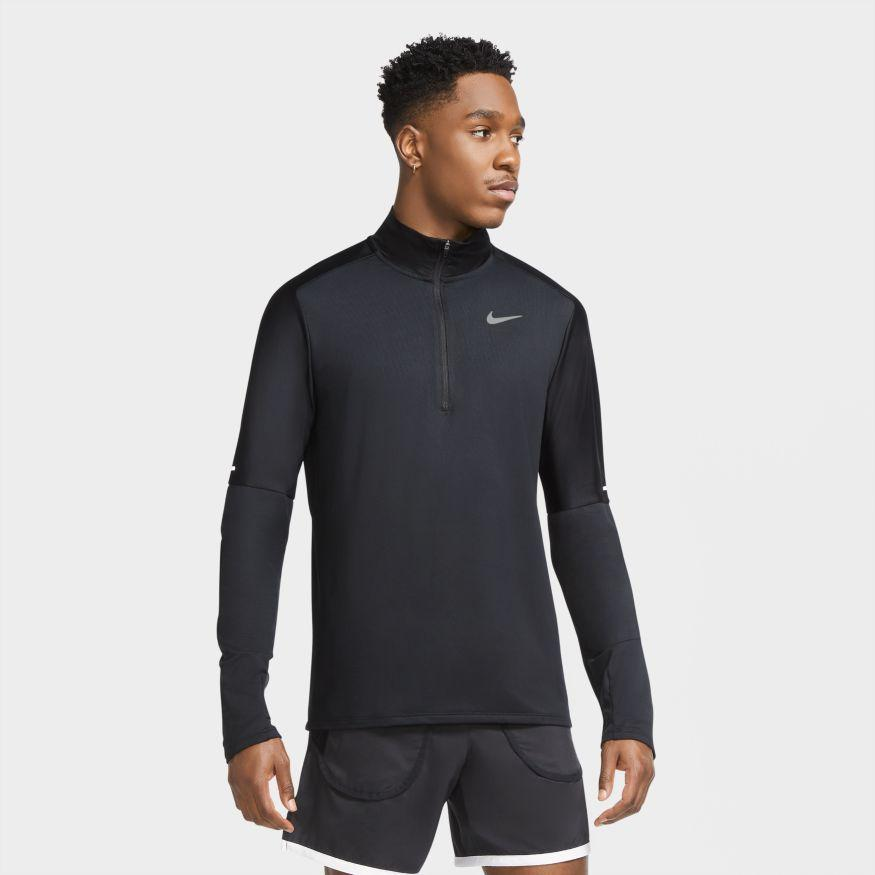 Nike Men's Element 1/2-Zip Running Top - BlackToe Running Inc. - Toronto Running Specialty Store