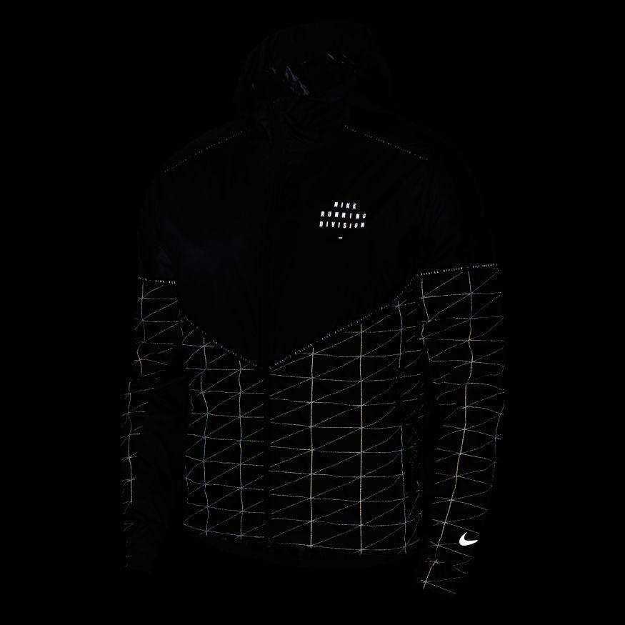 Nike Men's Flash Run Division Jacket - BlackToe Running Inc. - Toronto Running Specialty Store