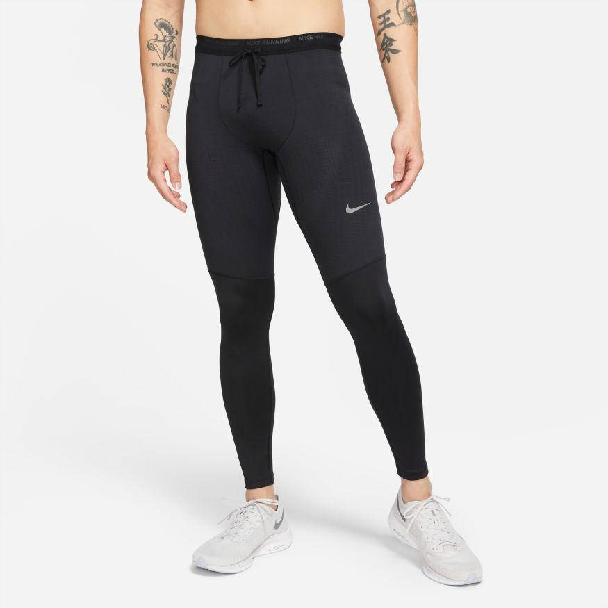 Nike Men's Phenom Elite Tights - BlackToe Running Inc. - Toronto Running Specialty Store