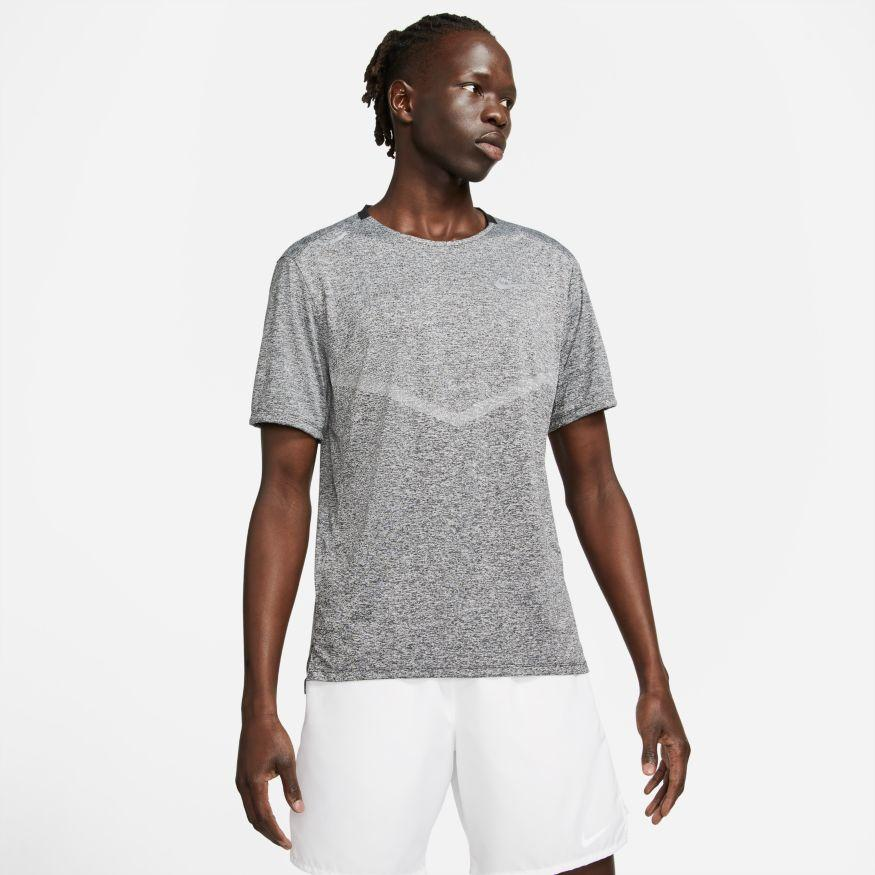 Nike Men's Rise 365 Short Sleeve - BlackToe Running Inc. - Toronto Running Specialty Store