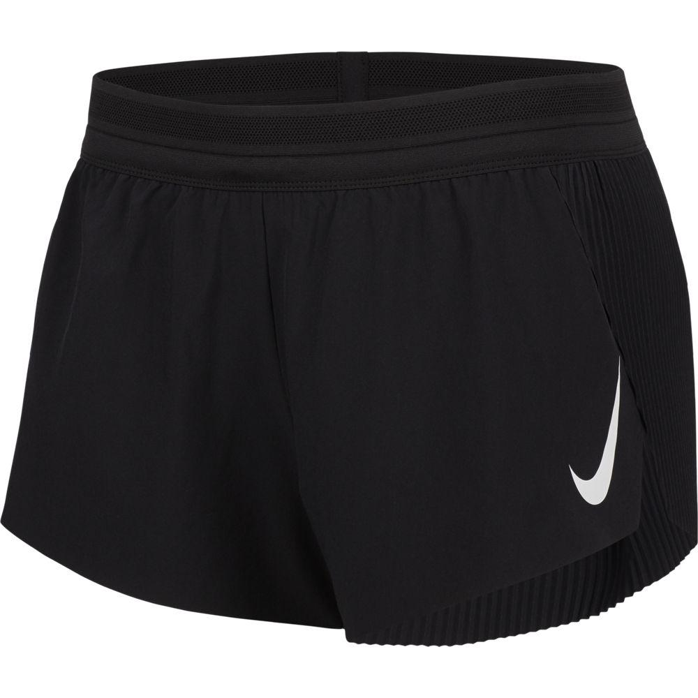 Nike Women's AeroSwift Running Shorts - BlackToe Running Inc. - Toronto Running Specialty Store