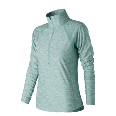 New Balance Women's Anticipate Half Zip - BlackToe Running Inc. - Toronto Running Specialty Store