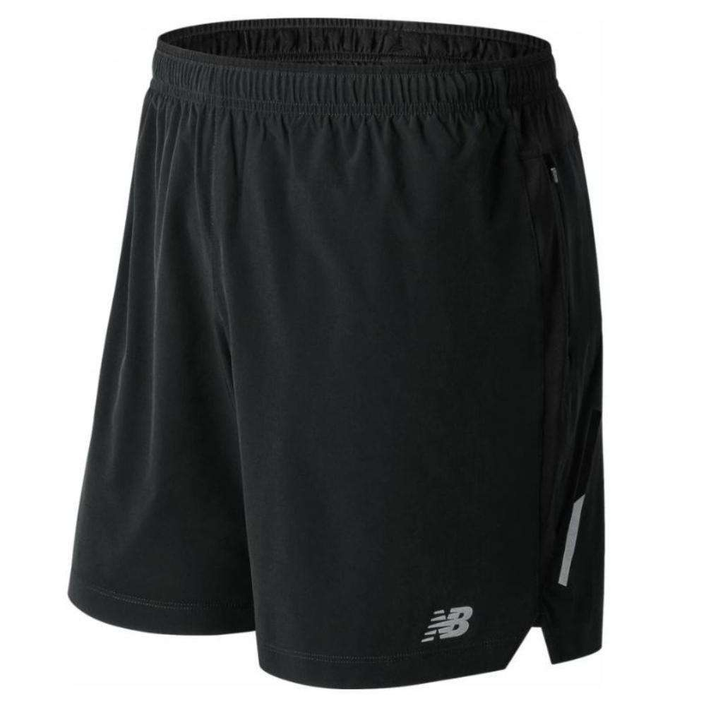 "New Balance Men's Impact 7"" Short - BlackToe Running Inc. - Toronto Running Specialty Store"