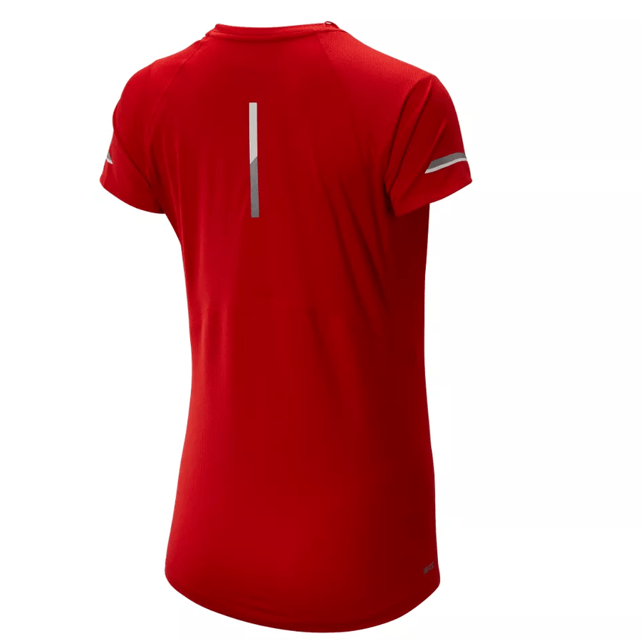 New Balance Women's  Ice 2.0 Short Sleeve - BlackToe Running Inc. - Toronto Running Specialty Store