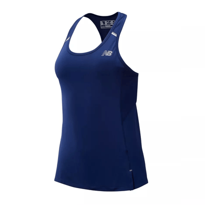 New Balance Women's Ice 2.0 Tank - BlackToe Running Inc.