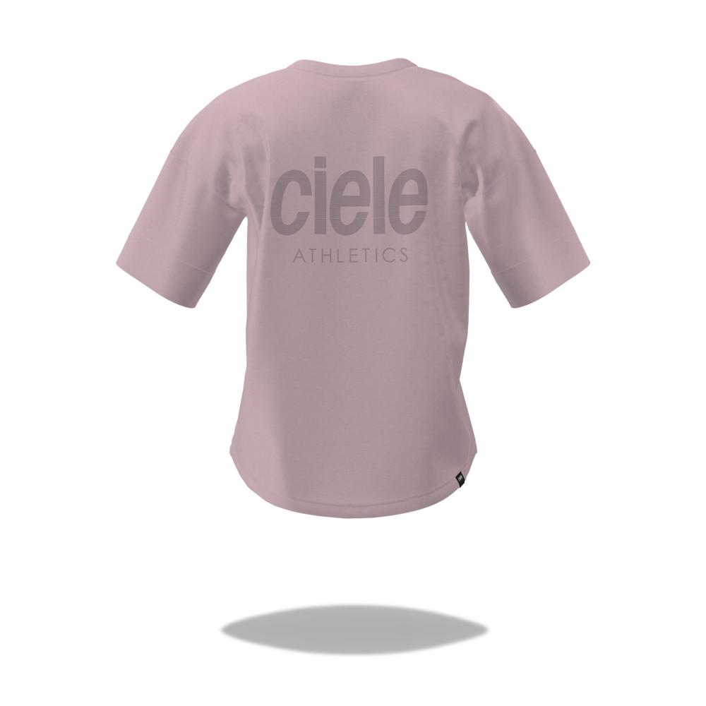 Ciele WNSB T-Shirt - Athletics - Rose - BlackToe Running Inc. - Toronto Running Specialty Store