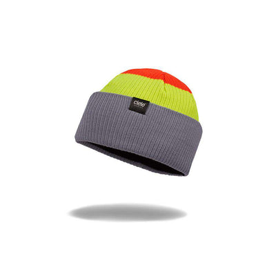 Ciele Playsafe Edition Crew Beanie - BlackToe Running Inc. - Toronto Running Specialty Store