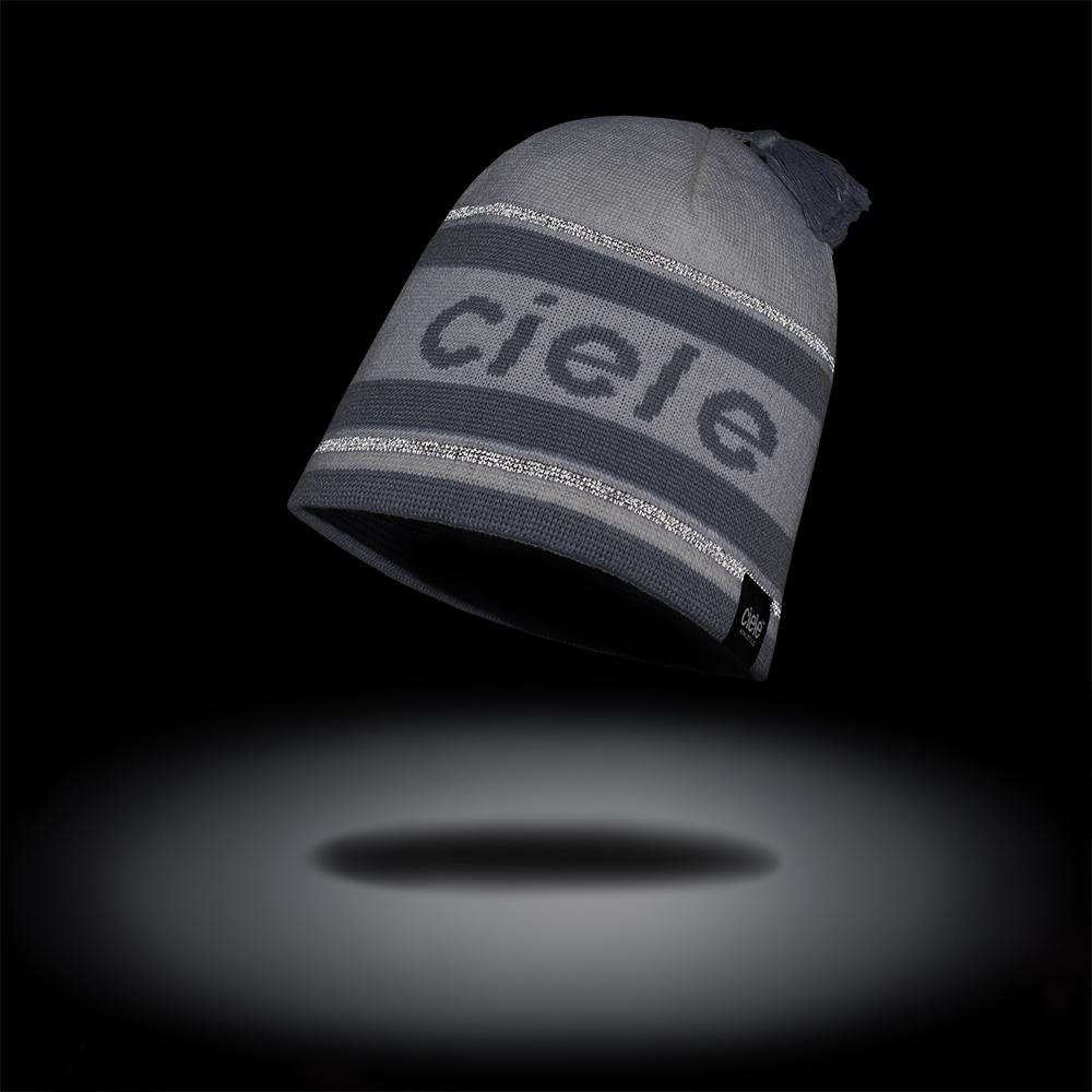 Ciele Ghost Edition TRL Striped Beanie - BlackToe Running Inc. - Toronto Running Specialty Store