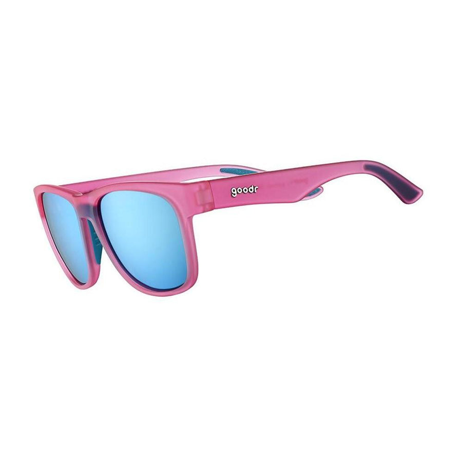 "Goodr BFG Sunglasses ""Do You Even Piston, Flamingo?"" - BlackToe Running Inc. - Toronto Running Specialty Store"