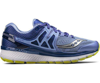 Saucony Women's Hurricane ISO 3 - BlackToe Running Inc.