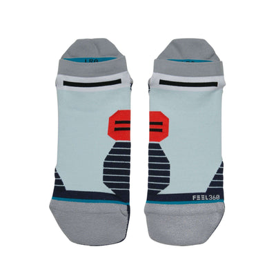 Stance Men's Run Lagoon Tab - BlackToe Running Inc.