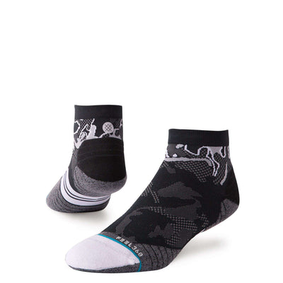 Stance Men's Prism QTR - BlackToe Running Inc. - Toronto Running Specialty Store