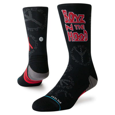 Stance Men's Run Boyz In The Hood Crew - BlackToe Running Inc.