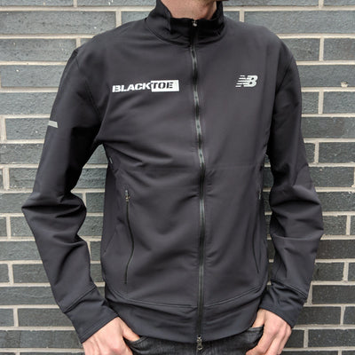 BlackToe Men's NB Winterwatch Jacket - BlackToe Running Inc.