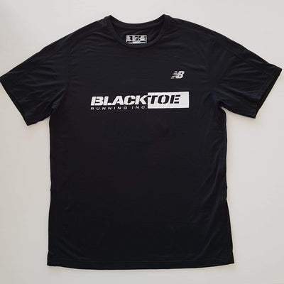 BlackToe Men's NB Accelerate Tech Tee - BlackToe Running Inc. - Toronto Running Specialty Store