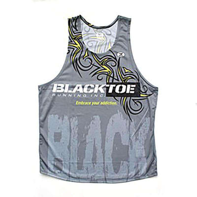 BlackToe Men's Sugoi Singlet - BlackToe Running Inc.