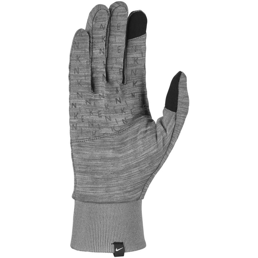 Nike Men's Heathered Sphere 3.0 Running Gloves - BlackToe Running Inc. - Toronto Running Specialty Store