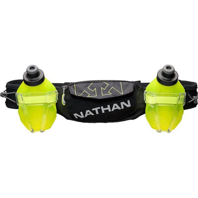 Nathan Trail Mix Plus 2 Hydration Belt - BlackToe Running Inc.