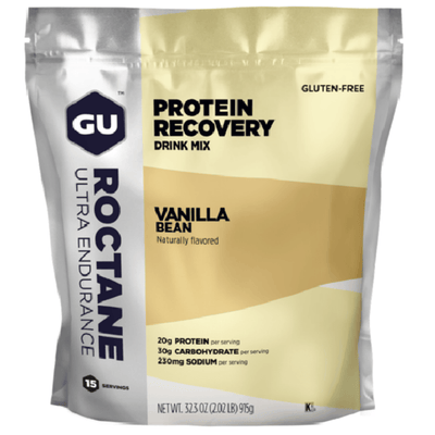 GU Roctane Protein Recovery Drink Mix - 15 Serving Bag - BlackToe Running Inc. - Toronto Running Specialty Store