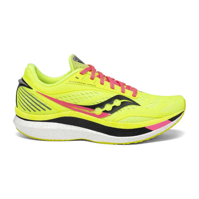 Saucony Women's Endorphin Speed - Vizipro Edition - BlackToe Running Inc. - Toronto Running Specialty Store