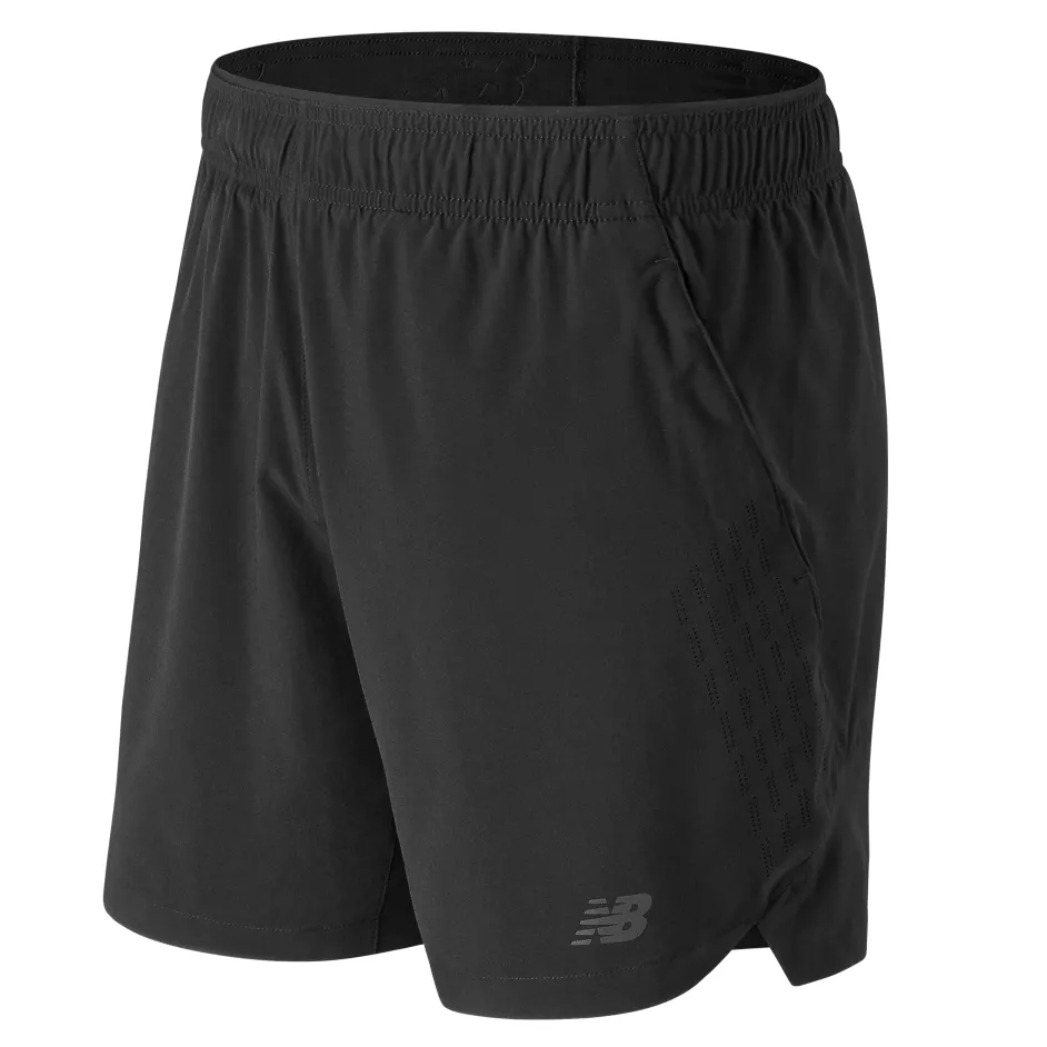 New Balance Men's 7-inch 2-in-1 Short - BlackToe Running Inc. - Toronto Running Specialty Store