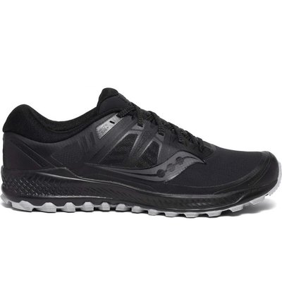 Saucony Men's Peregrine ICE+ - BlackToe Running Inc.