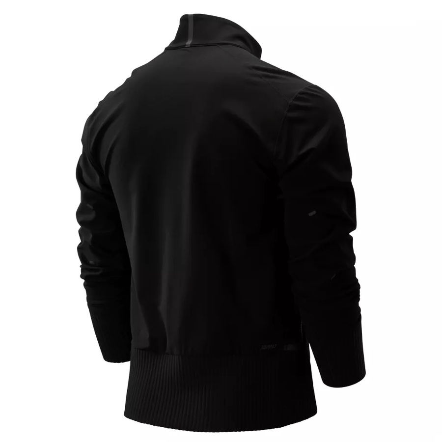 New Balance Men's Q Speed Winterwatch Jacket - BlackToe Running Inc. - Toronto Running Specialty Store