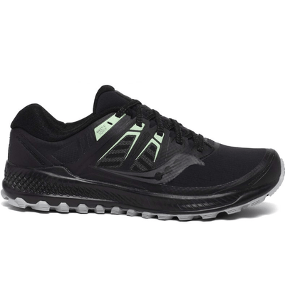 Saucony Women's Peregrine ICE+ - BlackToe Running Inc.