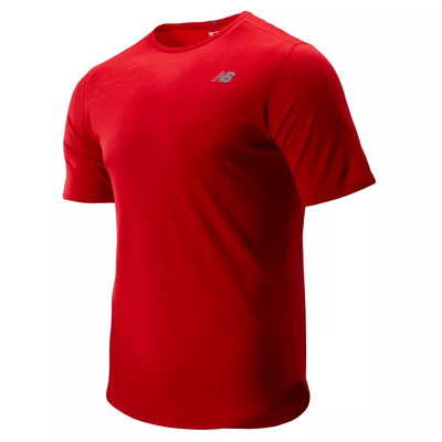 New Balance Men's Q Speed Breathe Short Sleeve - BlackToe Running Inc. - Toronto Running Specialty Store