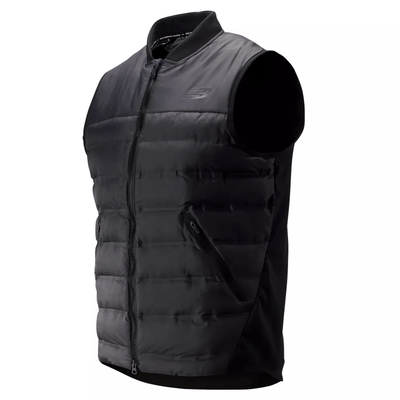 New Balance Men's Radiant Heat Vest - BlackToe Running Inc. - Toronto Running Specialty Store