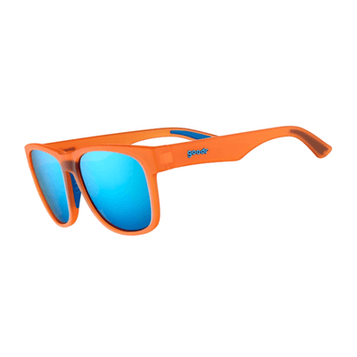 "Goodr BFG Sunglasses ""That Orange Crush Rush"" - BlackToe Running Inc. - Toronto Running Specialty Store"