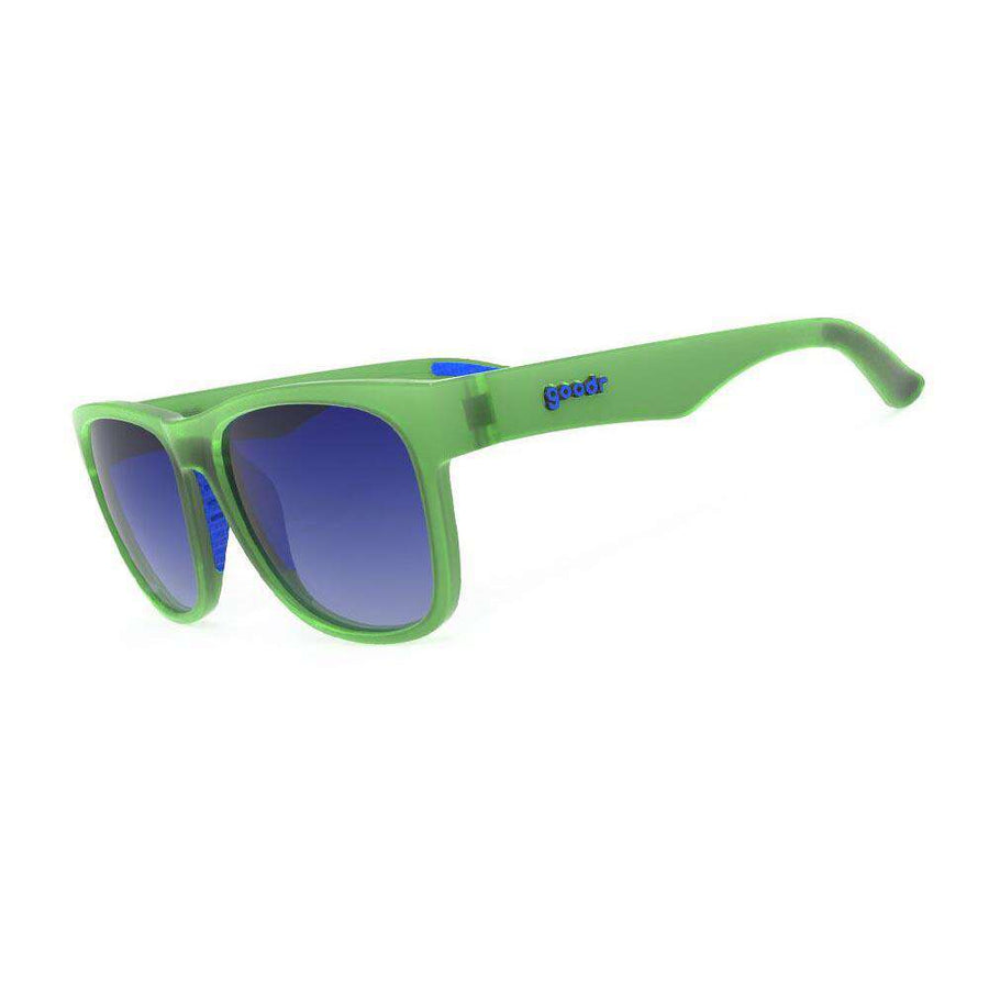"Goodr BFG Sunglasses ""Grass Fed Babe Steaks"" - BlackToe Running Inc. - Toronto Running Specialty Store"