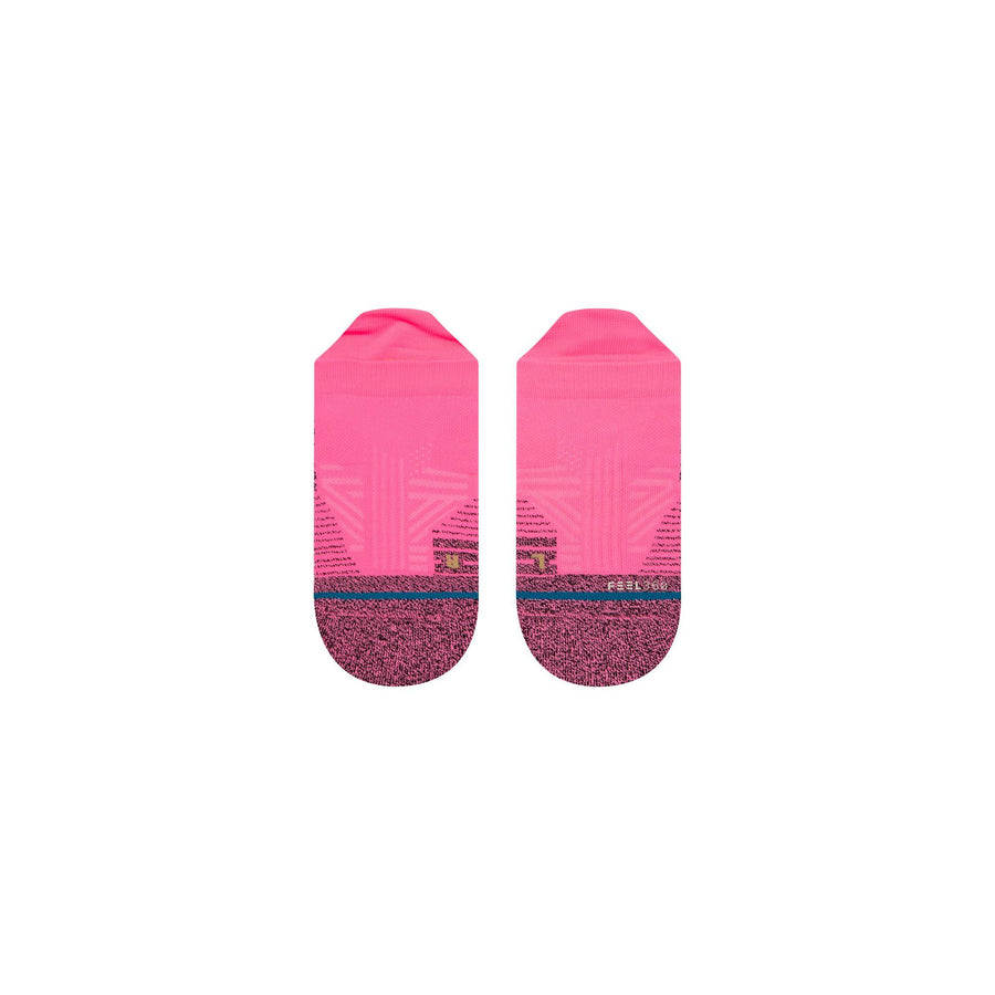 Stance Women's Athletic Pepto Tab - BlackToe Running Inc. - Toronto Running Specialty Store