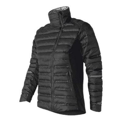 New Balance Women's Radiant Heat Bonded Jacket - BlackToe Running Inc.