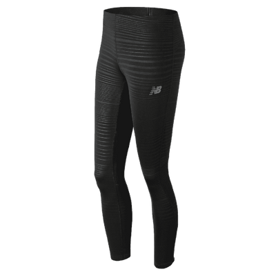 New Balance Women's Impact Print Tight - BlackToe Running Inc.
