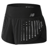 New Balance Women's 3 Inch Reflective Impact Short - BlackToe Running Inc.