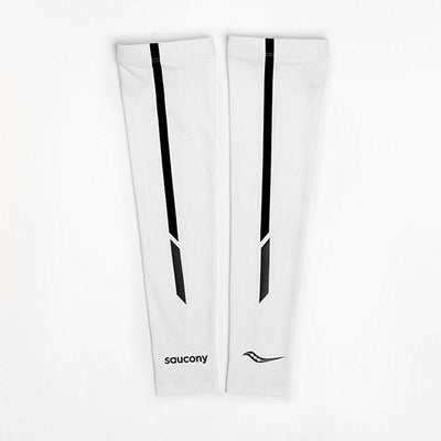 Saucony UV Lite Arm Sleeves - BlackToe Running Inc.