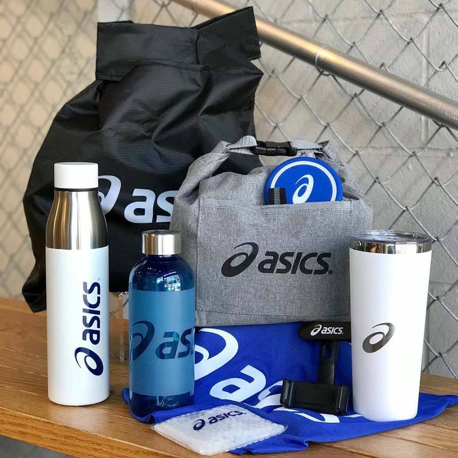 Free Gift With Purchase of Asics Shoes - BlackToe Running Inc. - Toronto Running Specialty Store