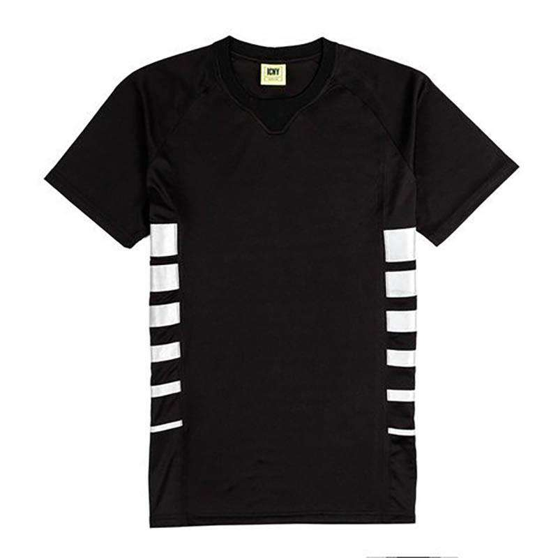 ICNY Gradient Tech T-Shirt - BlackToe Running Inc. - Toronto Running Specialty Store
