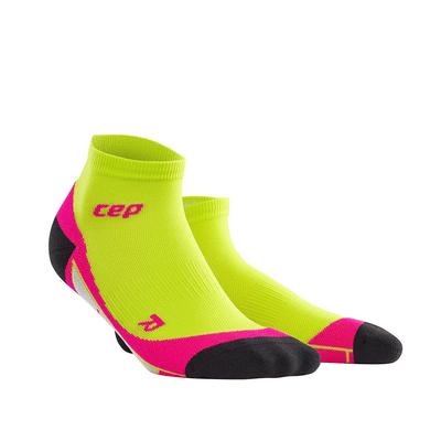 CEP Low Cut Sock (W) - BlackToe Running Inc.