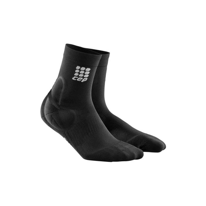 CEP Ankle Support Compression Short Socks - BlackToe Running Inc. - Toronto Running Specialty Store