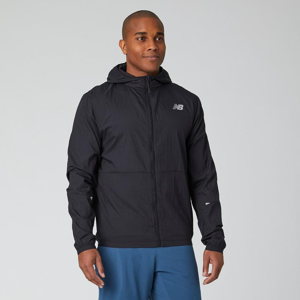 BlackToe Men's NB Impact Light Pack Jacket - BlackToe Running Inc. - Toronto Running Specialty Store