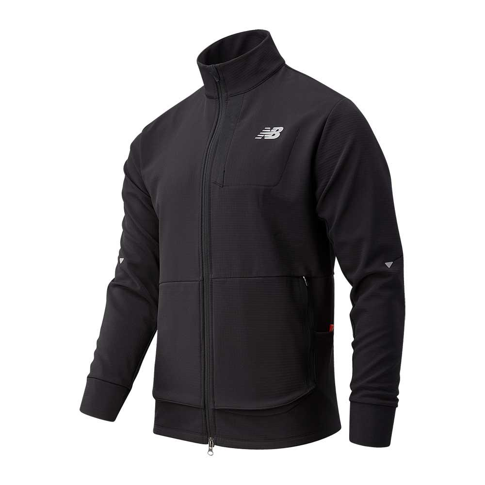 New Balance Men's Impact Run Winter Jacket - BlackToe Running Inc. - Toronto Running Specialty Store