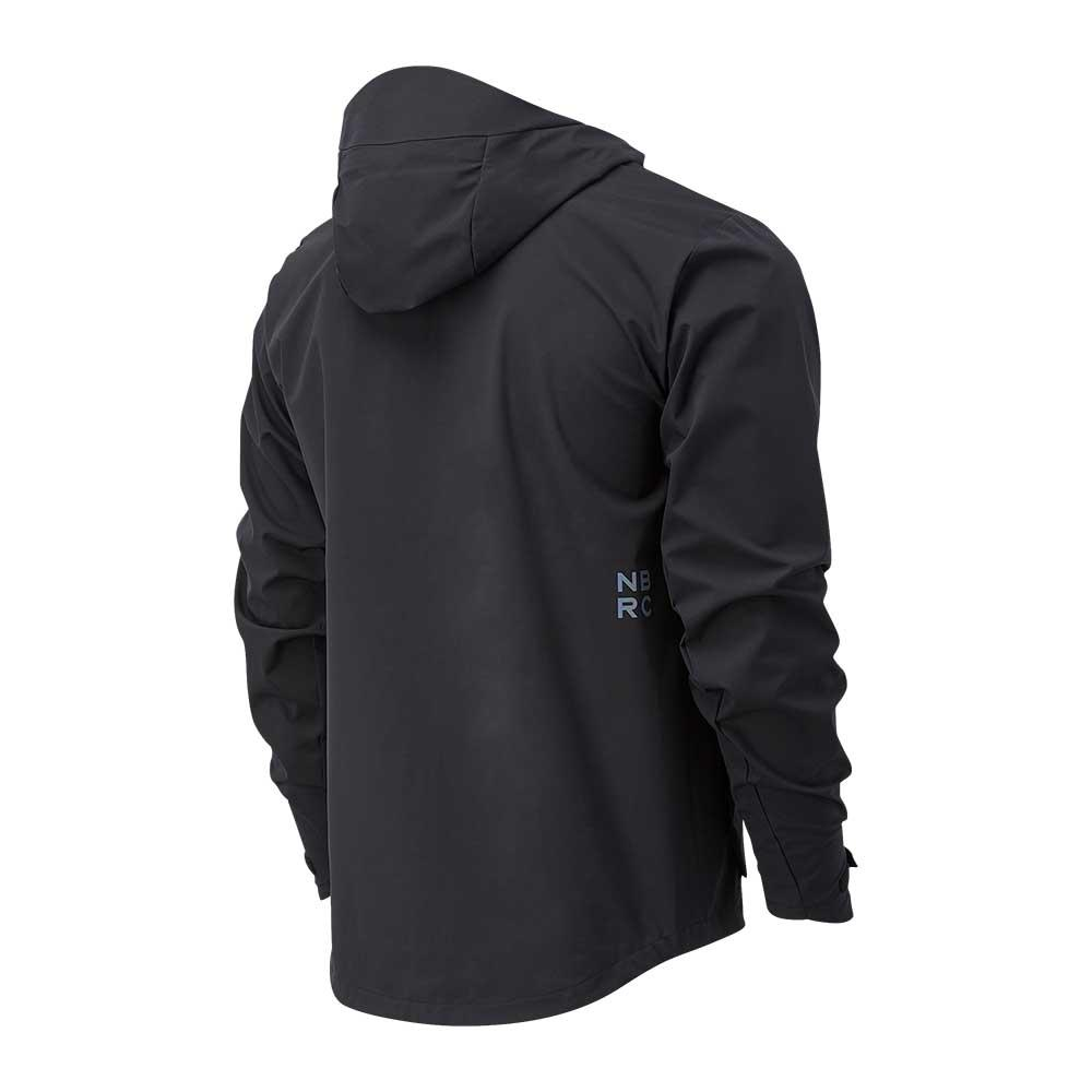New Balance Men's Q Speed Defy Jacket - BlackToe Running Inc. - Toronto Running Specialty Store