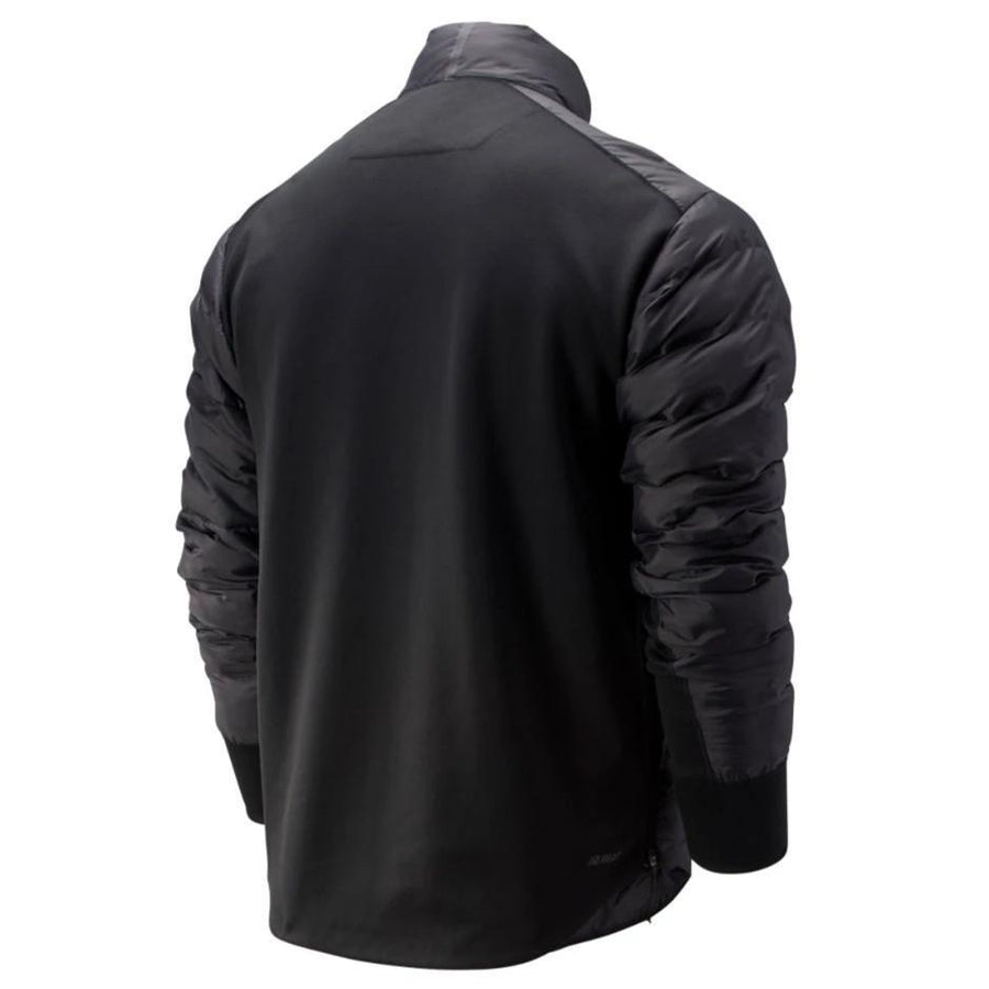 New Balance Men's Radiant Heat Jacket - BlackToe Running Inc. - Toronto Running Specialty Store